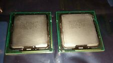 Matched Pair Intel Xeon E5640 SLBVC 2.66GHz Quad Core Processors