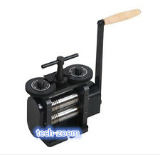 Flat Square & Half Round Combination Rolling Mills 130mm w/ Gear Reduction US