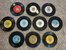 Vintage Lot of Various 45 RPM Records-Vogues, Sonny & Cher, Booker T & MGS ETC