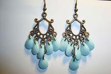 Large Long Indian~Asian Ethnic Boho Chandelier Earrings~ER65~uk seller~