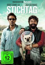 STICHTAG (Robert Downy Jr., Zach Galifianakis) NEU+OVP