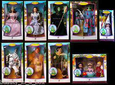 Wizard of Oz Barbie Doll Guard Wicked Witch Dorothy Glinda Lullaby Pink Label G