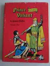 1974 PRINCE VALIANT BOOK BY HAROLD FOSTER VOLUME ONE -SEE PICS - TUB RRRR