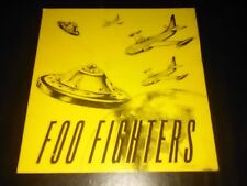 FOO FIGHTERS Promo STICKER Nirvana DAVE GROHL vtg PROBOT Motorhead Metallica LP