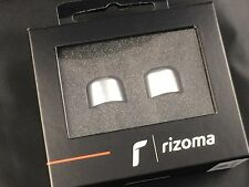 RIZOMA MOTORCYCLE HANDLEBAR END CAPS MA502A **FREE WORLDWIDE DELIVERY**