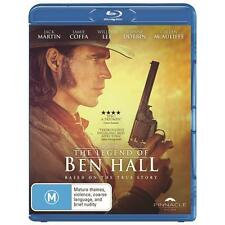 The Legend of Ben Hall - Blu-Ray 2017 ***Signed by Director