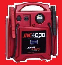Battery Booster Car Starter Jump N Carry 12v 1100 amp bank JNC 4000 Jumper pack