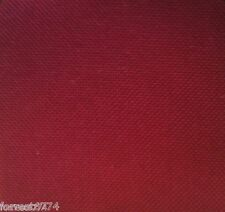 WATERPROOF HEAVY WINE CANVAS FABRIC PU BACK 1000D PU BACKER PER MTR-