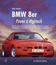 BMW 8er Typen E31 850i 850CSi 850Ci 840Ci Modelle Geschichte Baureihen Buch Book
