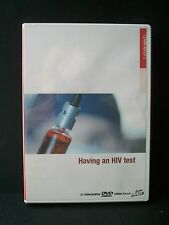 HAVING AN HIV TEST [dvd, corso in  inglese]