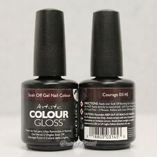 Artistic Colour Gloss Fall Collection 2014 - COURAGE #03145 Gel Nail Design