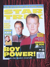 STAR TREK - OFFICIAL MONTHLY MAGAZINE -#69 - SEPT 2000 - WILLIAM SHATNER
