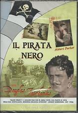 Il Pirata Nero. The Black Pirate (1926) DVD