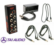 Remote Audio BDS System Package w/ BDSV4U, NP Cup, 2 Dual & 1 Hirose Cables