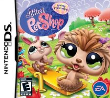 Littlest Pet Shop: Spring - Nintendo DS Game - Game Only