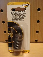 CVA Replacement 209 Breech Plug for 209-capable CVA In Line AC1678 NEW