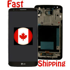 New LCD display Touch Screen Digitizer Assembly LG Optimus G2 D802 D805 Frame