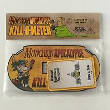 Munchkin Kill-O-Meter: Apocalypse Score Keeper Card Game