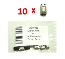 Micro Switch Remote Key Schlüssel Mercedes Opel Nissan Peugeot Alfa Romeo Button