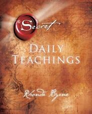 The Secret Daily Teachings by Rhonda Byrne - Hardback New 9781471130618