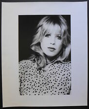 Photo Antoine Giacomoni - Marianne Faithfull - Mirror Session - 50 x 60 - 1980