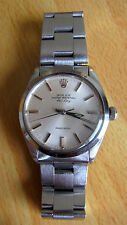 Men's Rolex Oyster Perpetual Air-King Precision stainless steel wristwatch