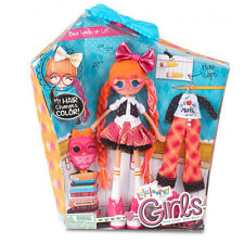 NEW Lalaloopsy Girls Bea Spells-a-Lot Deluxe Doll Hair Changes Colour