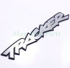 91-97 Geo Tracker door Emblem Body Badge Decal Nameplate Script 92 93 94 95 91-9