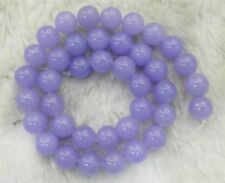"Purple 6mm Violet Alexandrite Gemstone Round Loose Beads 15"" Strand"