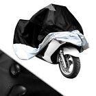 Waterproof Bike Outdoor UV Protective Scooter Rain Dust Cover For Motorcycle M
