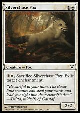 Silverchase Fox X4 EX/NM Innistrad MTG Magic Cards White Common