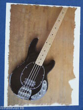 au/ handmade greetings / birthday card MUSICMAN BASS