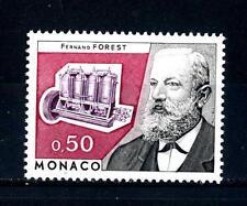 MONACO - 1974 - 60° anniversario della morte di F. Forest (1851-1914) - MNH
