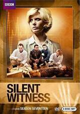 Silent Witness: The Complete Season Seventeen (DVD, 2014, 2-Disc Set)