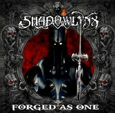 SHADOWLYNX - Forged As One (NEW*US METAL KILLER*LIM.500*SYRUS*F.WARNING*L.LORD)