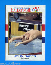 [GCG] HALL OF FAME USA - Cards - IMPEL 1991 - n. 18 - JOHN NABER