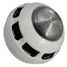 Fike 204-0012 Twinflex Multipunto ASD Detector con sonda luz estroboscópica & base