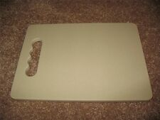 New Sanded Papyrus Solid Surface Cutting Board Staron Chopping Slicing Serving