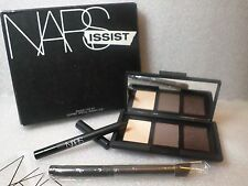 NARS NARSISSIST SMOKEY EYE KIT # 3848 EYESHADOW  BRUSH  EYELINER NEW IN BOX