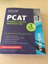 Kaplan PCAT 2013-2014 by Kaplan (2013, Paperback)