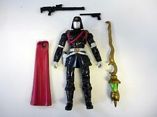 GI JOE COBRA COMMANDER Valor vs Venom Action Figure COMPLETE 3 3/4 C9+ v17 2004