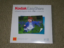 Kodak EasyShare Software - CD Rom Windows 98, 98SE, 2000 & XP. Mac OS 101.2