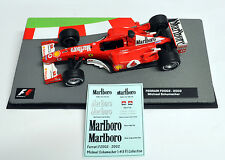 Michael Schumacher Ferrari F2002 Marlboro Decals 1:43 Formula 1 Car Collection