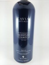 ALTERNA CAVIAR REPLENISHING  MOISTURE SHAMPOO 1000ml  Nourish & Restore Dry Hair