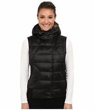 The North Face Womens Oh Snap Vest 550-fill Goose TNF Black  Size L New