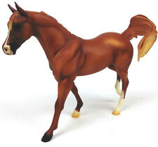 Breyer S Justadream #706 Arabian Mare Traditional Model Horse Chestnut Flaxen