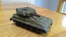 Dinky Military Green Army Alvis Scorpion Striker Tank 690