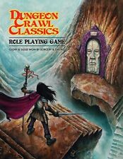 Dungeon Crawl Classics Role Playing Game Hardcover Rulebook (471 pages) GMG5070