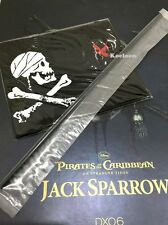 Hot Toys DX06 Pirates of Caribbean Jack Sparrow 1/6 Scale Flag with Pole