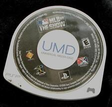 Nice Used UMD Disc MLB, The Show, for Playstation, NICE GAME